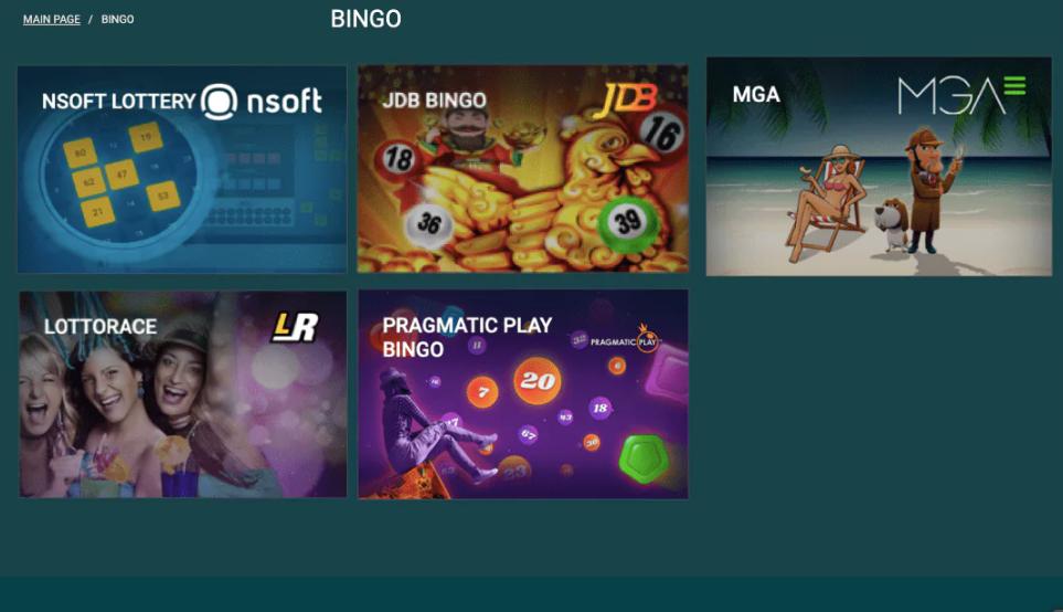bingo 22bet